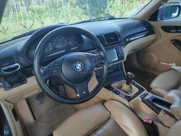 BMW 320 2.2 l. 2004 | 241400 km