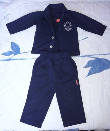 Стильный костюм для малыша 6-9 мес, в Бишкек
