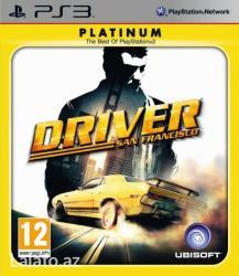Bakı şəhərində Playstation 3 ucun oyun Driver: San Francisco Platinum iki nəfərlik