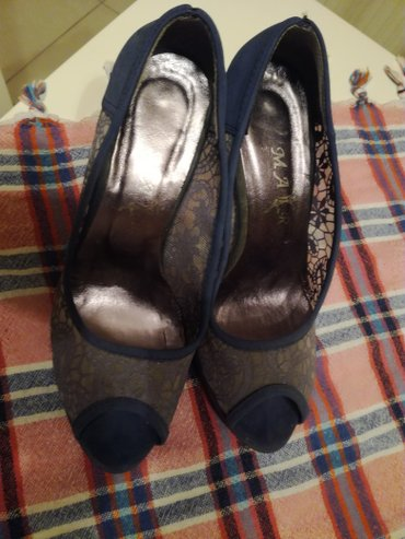 Teget sandalete broj 38 ,u dobom stanju - Svilajnac