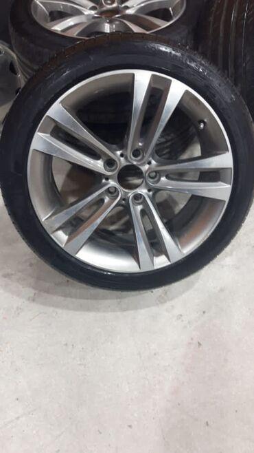 Bentley continental gt 4 v8 - Azərbaycan: 2 komplekt M diskler ve tekerler Yeni Continental ve Bridgestone