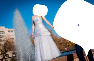 Продаю два свадебных платья в в Бишкек