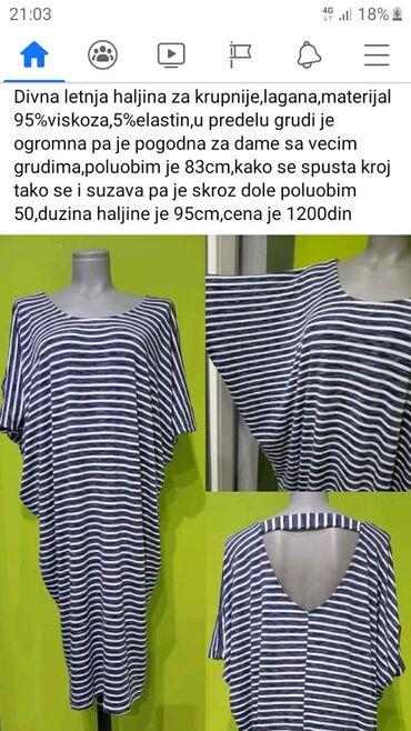 Haljina prelepa,na vise razlicitih artikla poklon majica ili popust