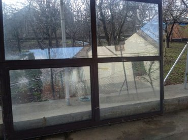 Balkonski prozor.... 2,15x2,75. Za vise informacije pozvati. - Nis