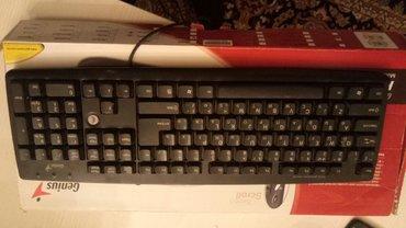 Клавиатура genius не usb в Бишкек