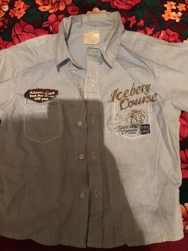 Рубашка для мальчика от 2х лет до 4х . Качественная рубашка