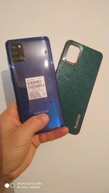 Модель: Samsung a31 Состояние 10 из 10 идеал ни одной царапины Память