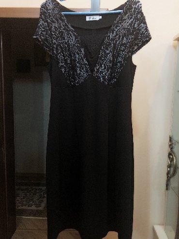 zhenskie platya iz dvunitki в Азербайджан: Платье Коктейльное 0101 Brand XXL