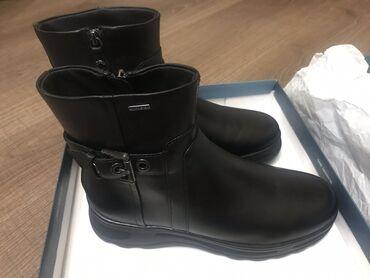 кирзовые сапоги бишкек в Кыргызстан: Продаю сапоги Деми Geox 37 размер новая купили за дорого