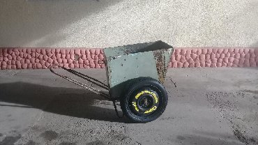 audi 100 2 8 ат в Кыргызстан: Прадаю тачку самосвал ступицы из Audi сделана вся советского железа