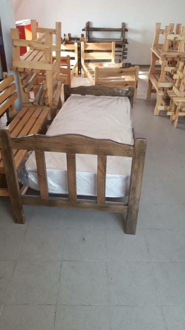 Односпальные кровать размер 90/2 в Бишкек
