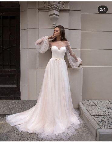 кыргызские национальные свадебные платья в Кыргызстан: Продаю или сдаю свадебное платье Эксклюзивное платье, такого в