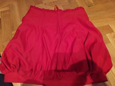 Zvonaste-pantalone-sa-dubokim-strukom-pol - Srbija: Suknja balon sa visokim strukom