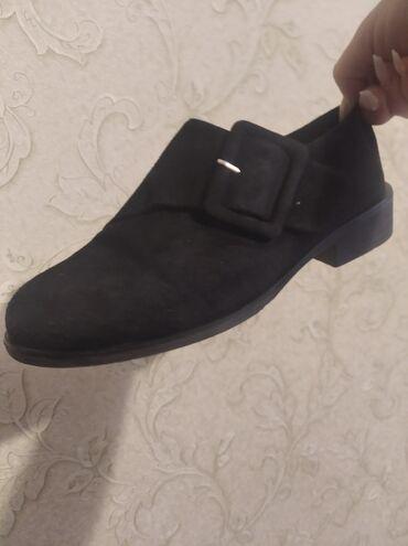 tufli zhenskie 37 razmer в Кыргызстан: Продаю замшевые туфли состояние идеальное . 37 размер. Турция