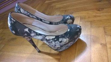 Bez-cipele-na-stiklu - Srbija: Cipele na stiklu, velicina 40