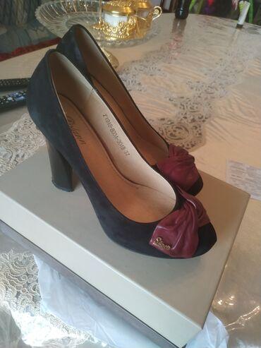 Женские туфли, 37 размер, состояние отличное