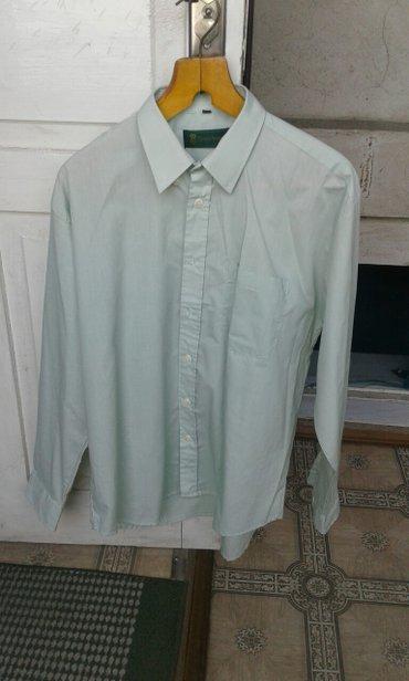 Мужская рубашка. размер 48 в Кок-Ой