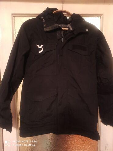 Продаю горнолыжную куртку фирмы Haley Hansen фирменная куртка была