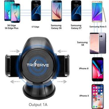 Для Samsung Galaxy S9 / S8 / S7 / S6, iPhone 8, iPhone X в Бишкек