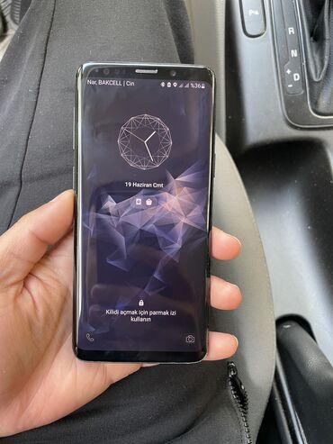yay üçün kişi üst geyimləri - Azərbaycan: Samsung Galaxy S9   64 GB   Qara   Sensor, Barmaq izi, Simsiz şarj