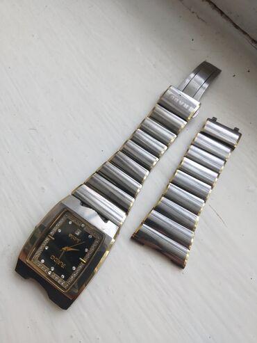 Куплю бриллианты - Кыргызстан: Часы очень хороший сам покупал за 1500$ носил 3-4 года один хозяин