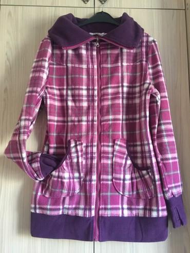трикотажные кофты оптом в Кыргызстан: Теплые кофты на девочку 11-13 лет, на рост 152-156. 2. Розовая толстая