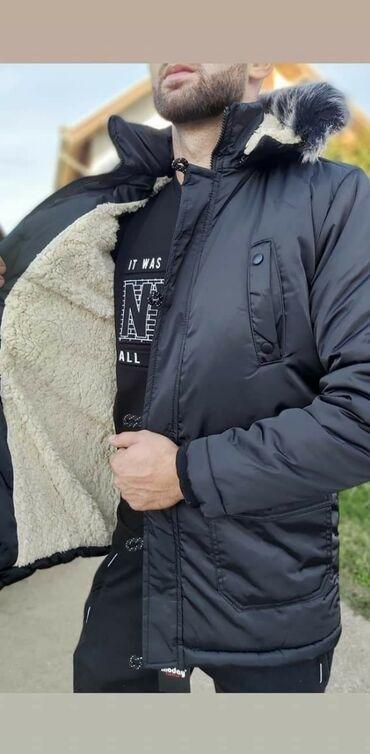 Adidas majca - Backa Topola: ❄❄❄MUSKE ZIMSKE JAKNE❄❄❄Parke postavljene, bas tople, ekstra moderne