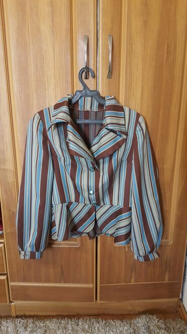 Пиджак кофта размер S 42-44 рубашка блузка