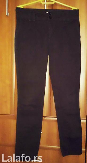 Braon zenske pantalone vel 38 - Kragujevac