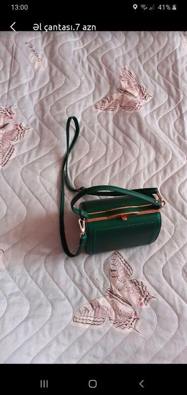 Əl çantası.5 azn