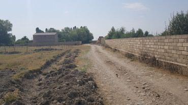 Xaçmaz şəhərində Xaçmaz rayonu 10 sot torpaq sahesi 33 x 35 m sahe yaşayış üçün