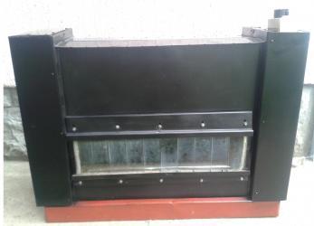 Prodajem peć na zemni gas sa slike,bez regulatora,komora - Nova Pazova