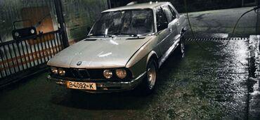 BMW 518 1.8 л. 1984 | 325000 км