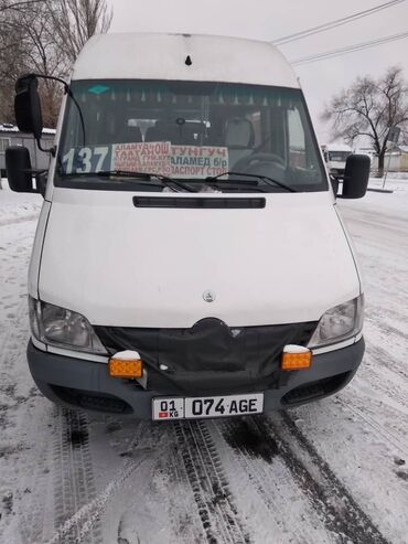 Пк в рассрочку - Кыргызстан: Mercedes-Benz Sprinter Classic 2.2 л. 2002