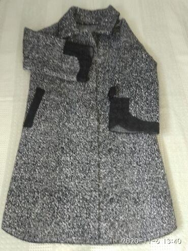альпака пальто цена в Кыргызстан: Пальто новый альпака размер на 48-50-52  Цена 2500 с