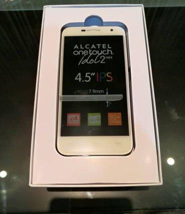 Alcatel Idol 2 Mini (OT-6016)  - Belgrade