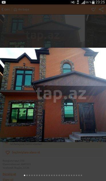 Xırdalan şəhərində Masazirda 2 sotda 2 màrtàbàli 4 otaqli tàmirli hàyàt evi