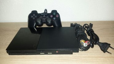 Sony PS 2 SCPH 90004 Slim PlayStation 2 slim konzola iz serije - Pozarevac