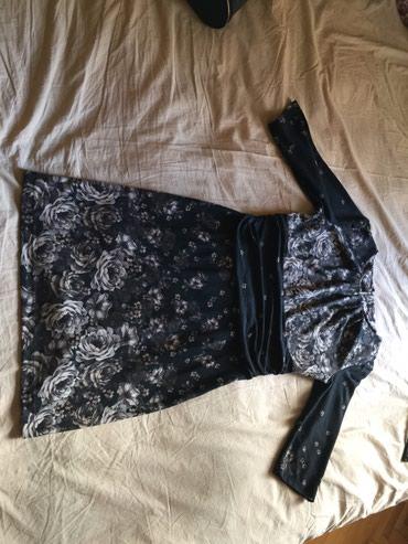 Bakı şəhərində Ангоровое платье 38 размер. Одето пару