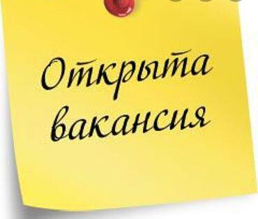 менеджер по вэд в Кыргызстан: Менеджер по персоналу. Без опыта. 5/2