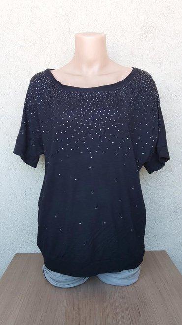 AMISU pamucna bluza Duzina 60cm Grudi 59cm Ramena/rukavi 29cm
