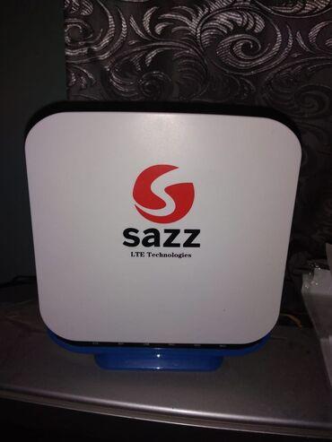 sazz - Azərbaycan: Başqa modellərdə var fərqli qiymete.  Sazz Lte simsiz ev interneti isd