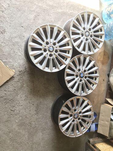 продаю бмв в Кыргызстан: Срочно продаю диски R16 на Бмв е34 е39 е60 разболтовка 5*120 ширина 7