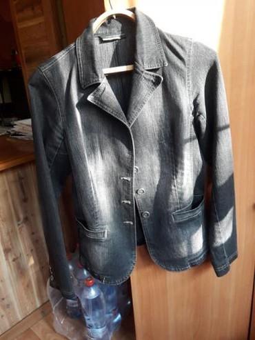Продаю турецкий джинсовый пиджак Pantamo, в Бишкек