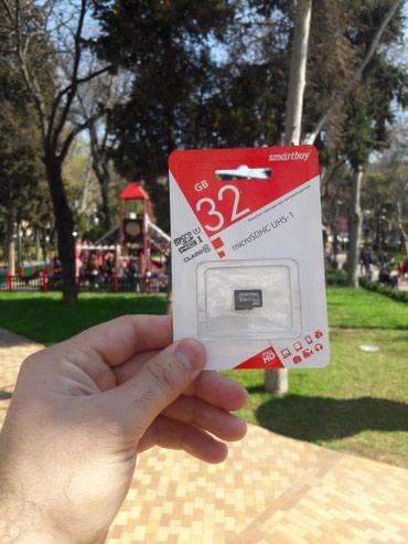 Bakı şəhərində 32 Gb Mikro Kart Zemanetle