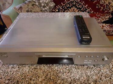 Minidisk və disk pleyerlər - Azərbaycan: Mini diskavod. Sony firmasi. Zapisde edir. Qiymet: 95 azn