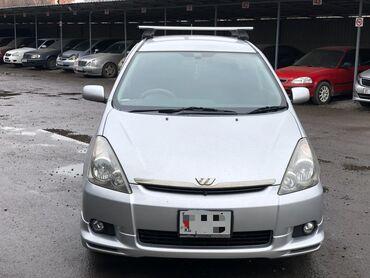Toyota WISH 1.8 l. 2003 | 197 km