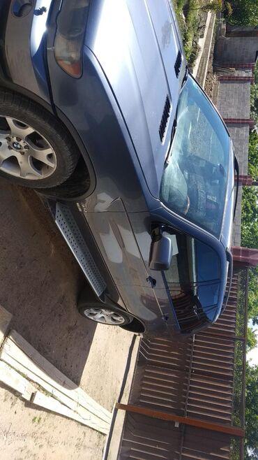 obem 5 l в Кыргызстан: BMW X5 3 л. 2003