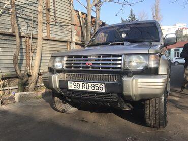 Mini kansaner - Azərbaycan: Mitsubishi Pajero 2.8 l. 1995 | 300000 km