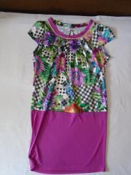 Nova italijanska vrlo originalna i lepa haljina. Efektna kombinacija - Belgrade